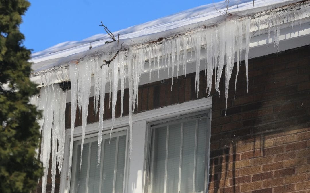 Why Ice Dams Form and How to Prevent Them