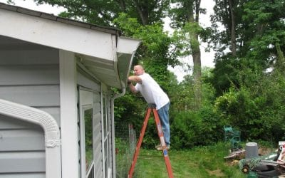 Tips for Clearing your Gutters